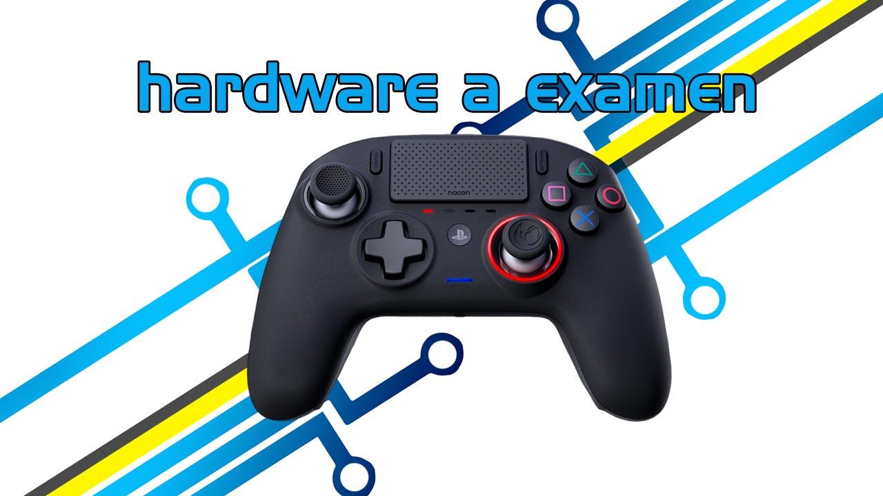 Analizamos el Nacon Revolution Pro Controller 3