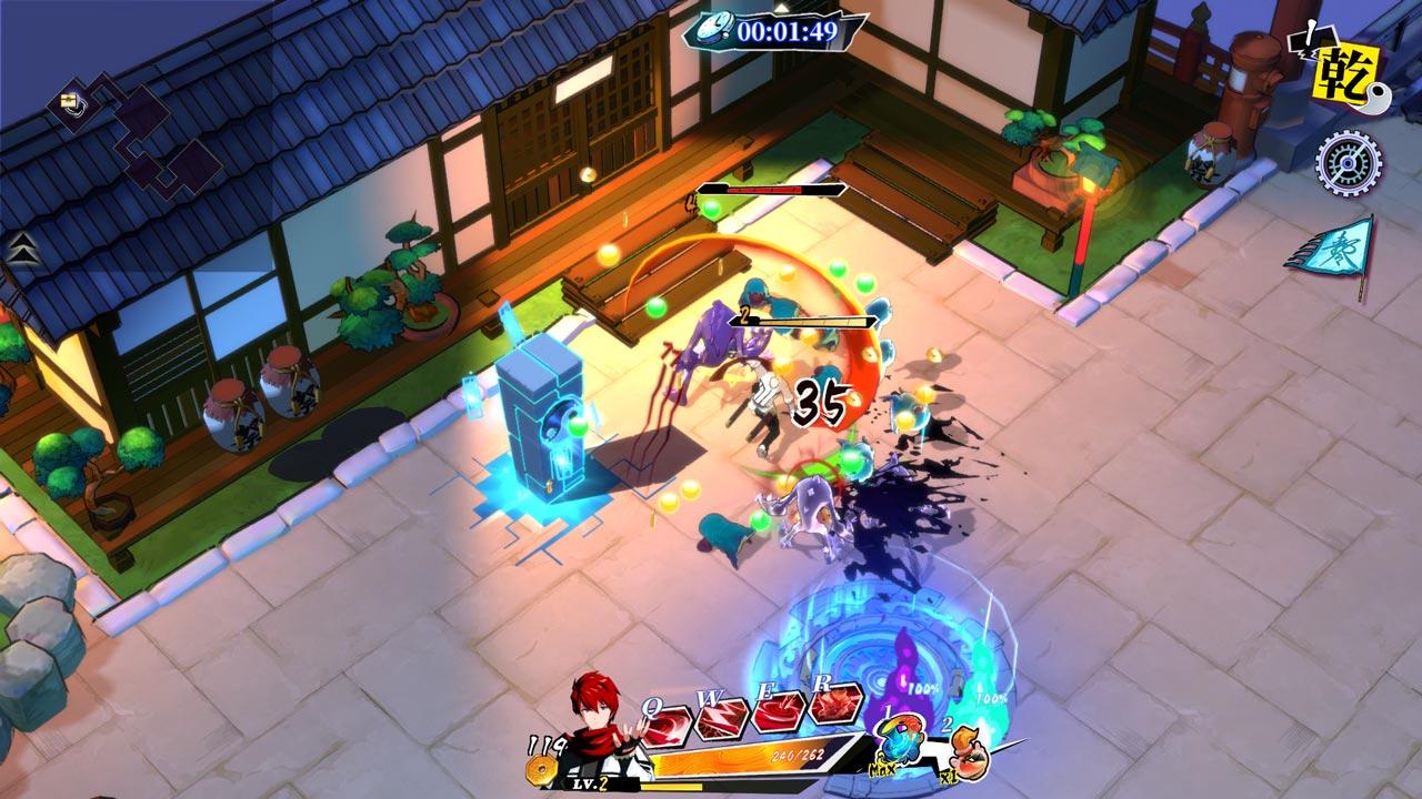 Zengeon llegará en formato físico para PlayStation 4 y Switch