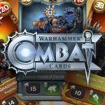 Warhammer Combat Cards – 40K Edition