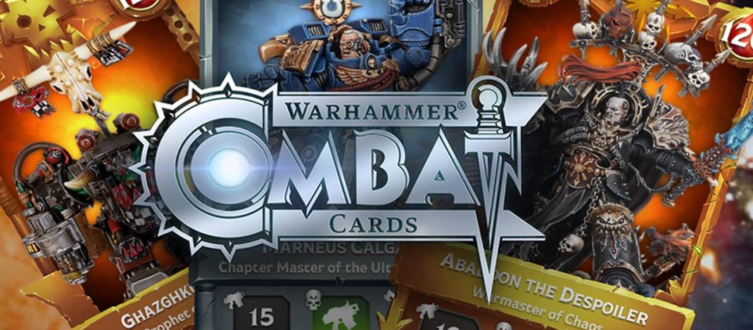 Análisis: Warhammer Combat Cards 40K Edition