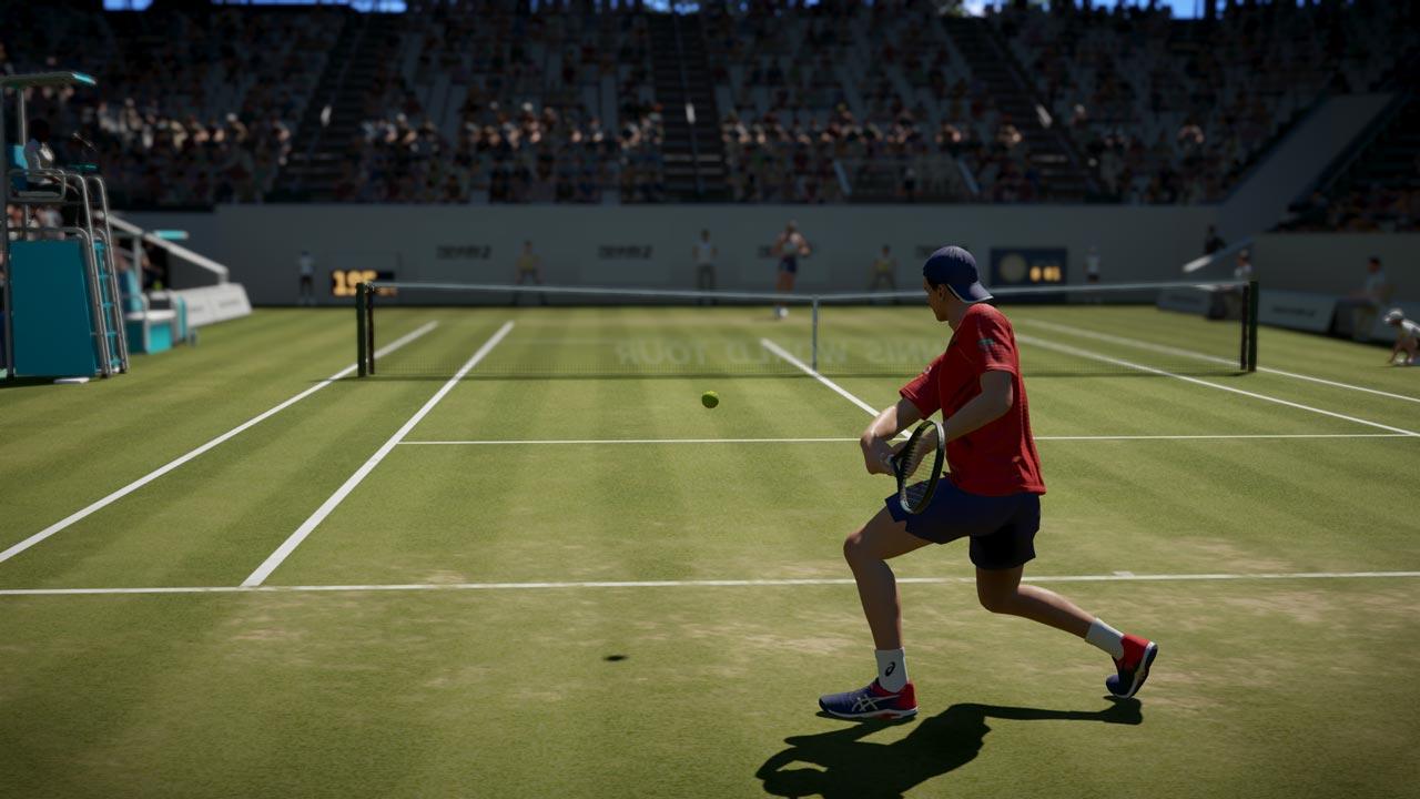 Reveladas las competiciones oficiales de Tennis World Tour 2