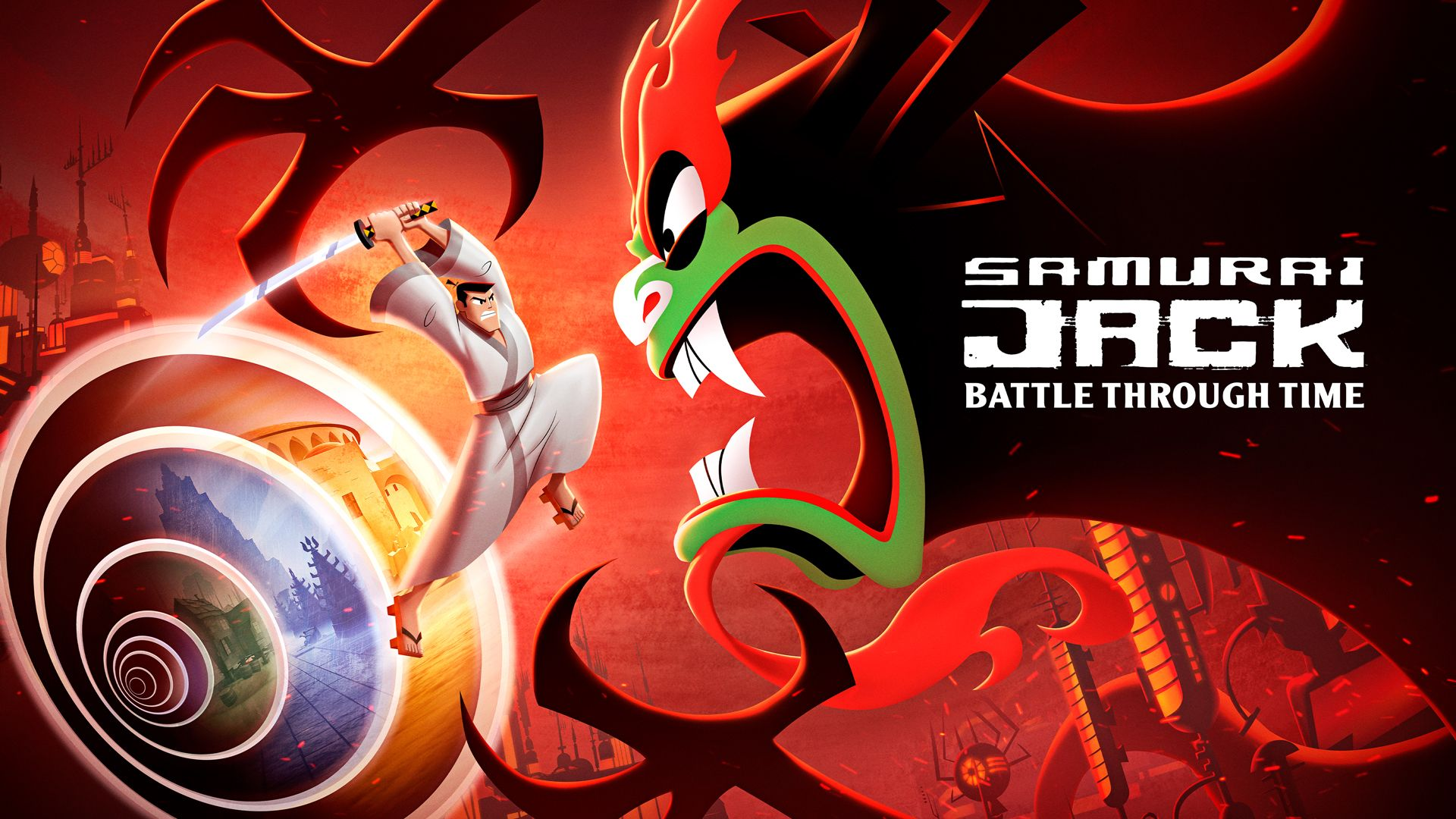 Análisis de Samurai Jack: Battle Through Time