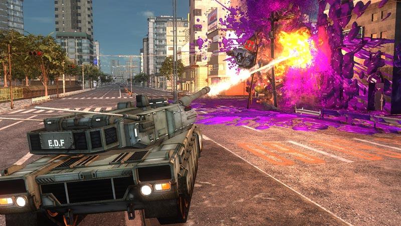 Earth Defense Force 5 hoy a la venta en formato físico para PS4