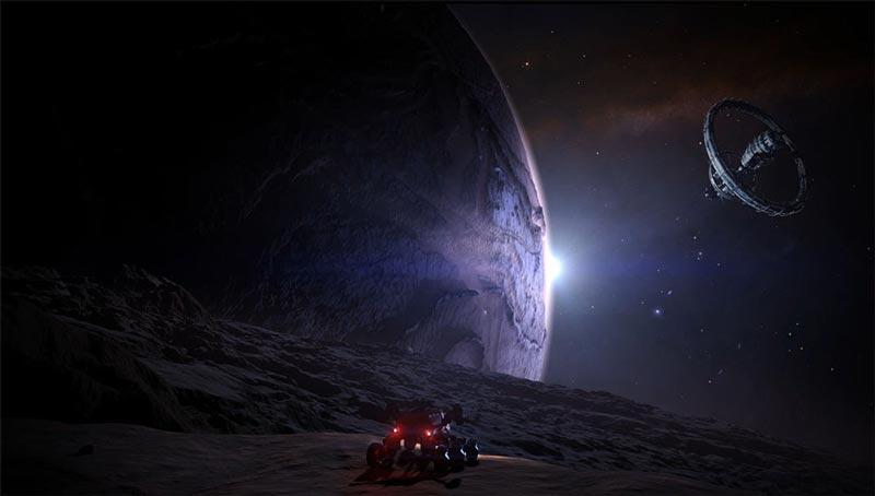 Elite Dangerous: Horizons preparado para llegar de forma gratuita