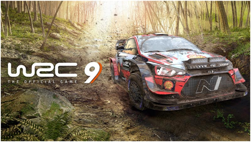 La versión física de WRC9 para Nintendo Switch disponible el 8 de abril