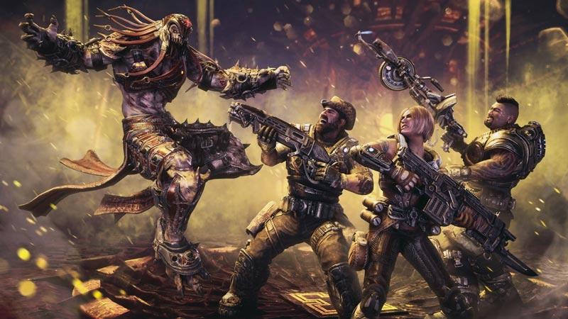 Operation 5, la nueva gran actualización del multijuador de Gears of War 5