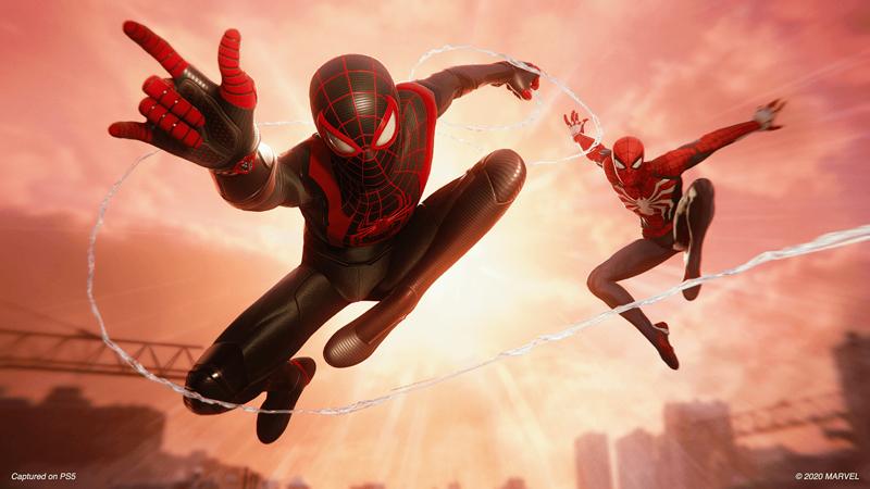 Marvel's Spider-Man: Miles Morales ya para PlayStation4 y PlayStation5