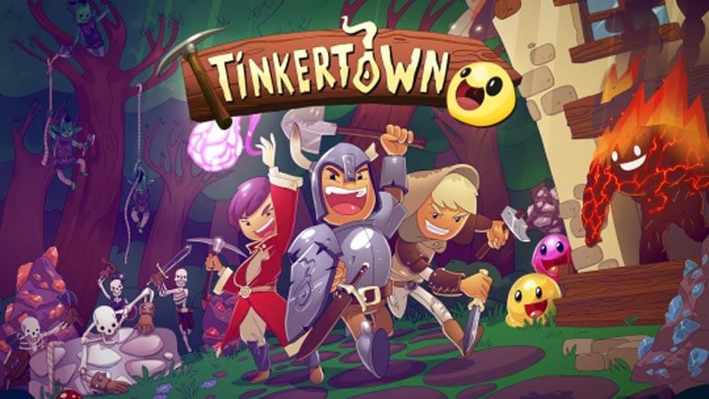 Tinkertown llega el 3 de diciembre a Early Access de Steam