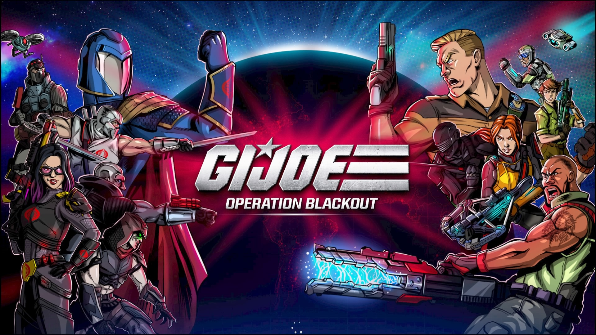 Análisis G.I.JOE Operación BlackOut