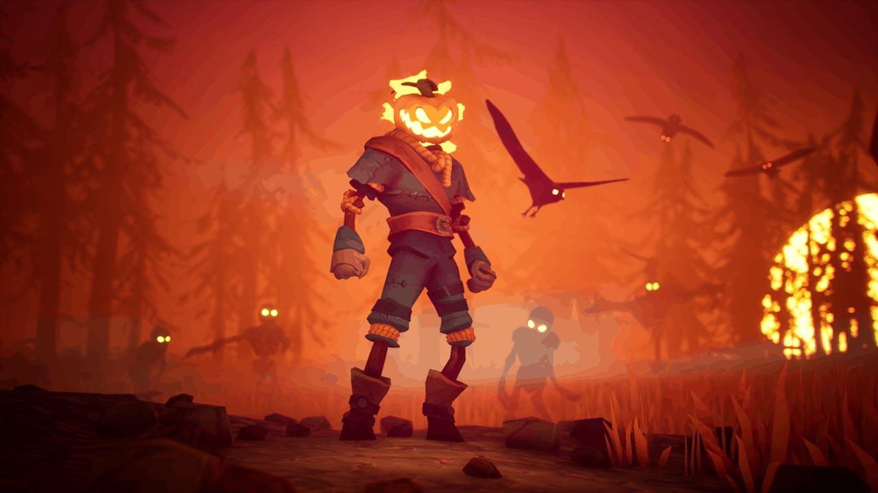 Análisis de Pumpkin Jack