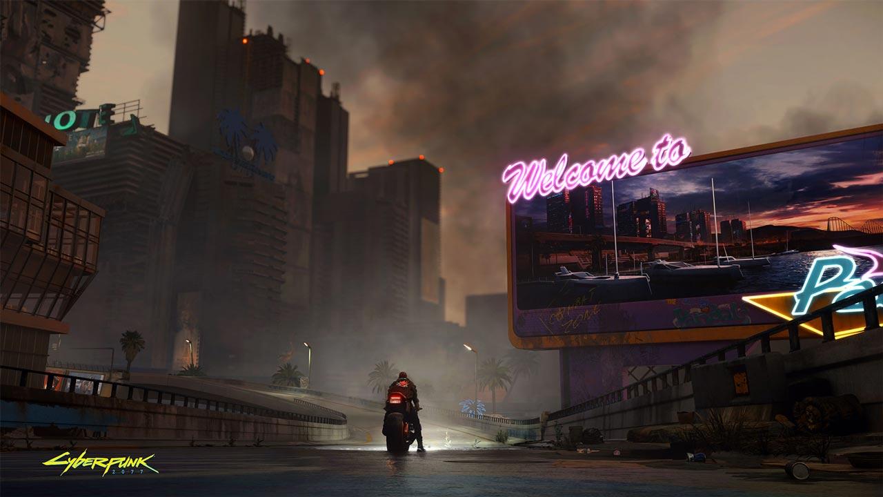 Tenemos que hablar de Cyberpunk2077