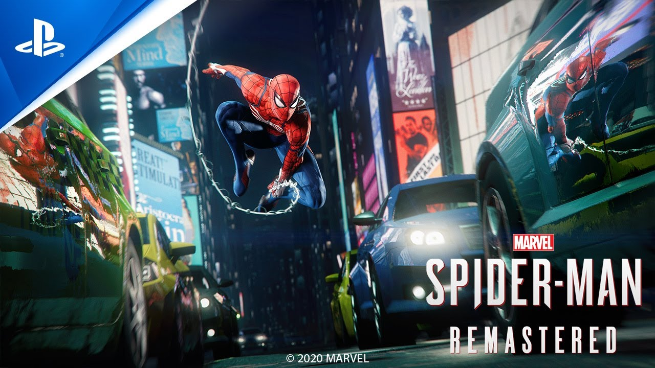 Marvel´s Spiderman permitirá transferir nuestra partida al remaster de PlayStation 5