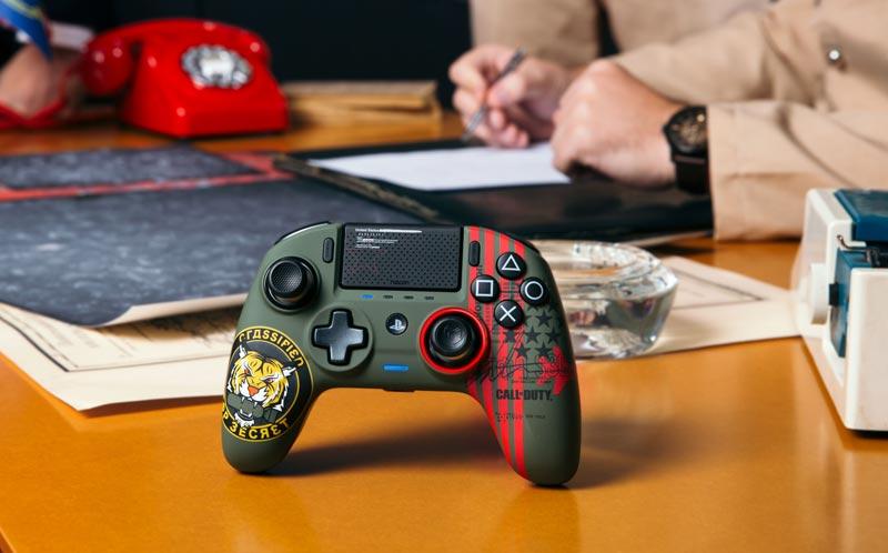 El Revolution Unlimited Pro Controller edición Call of Duty: Black Ops Cold War ya esta disponible
