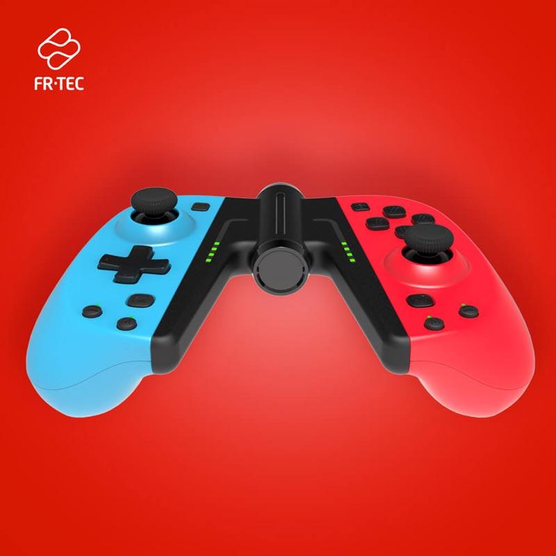 Twin Controller Elite nuevo mando de FR-TEC para Nintendo Switch.