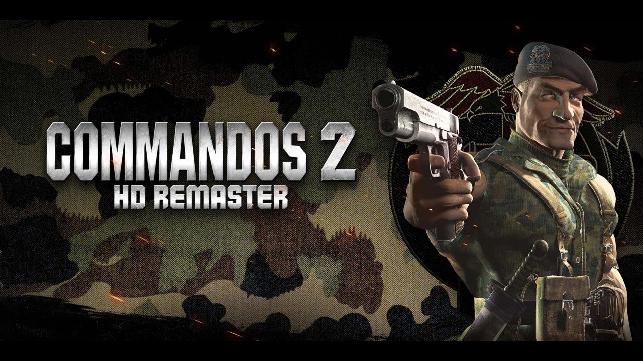 Análisis Commandos 2 HD Remaster