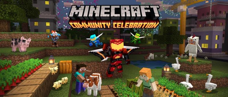 Minecraft se carga de novedades