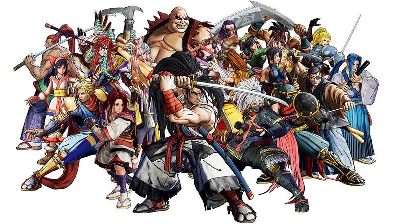 Samurai Shodown llegá a Series X|S el 16 de marzo