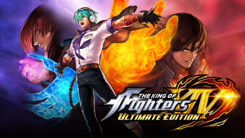 Llega The King of Fighters XIV Ultimate Edition