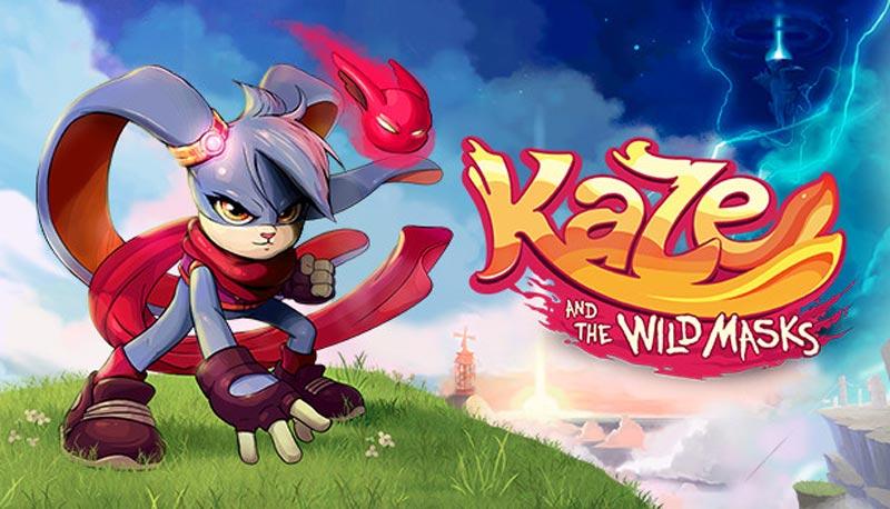 Kaze and the Wild Mask se estrena el 26 de marzo