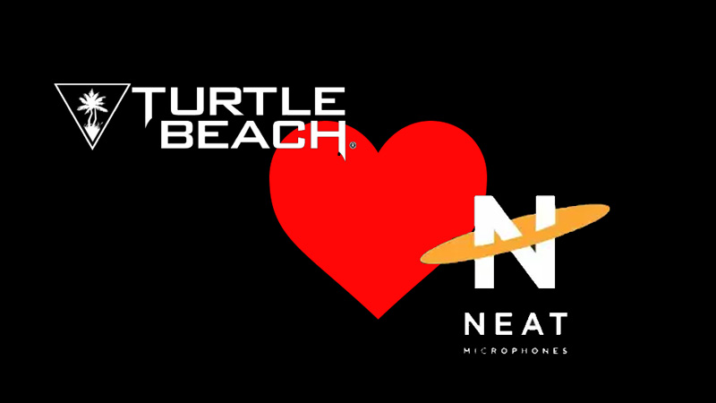 Turtle Beach anuncia la compra de Neat Microphones