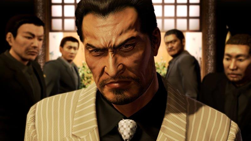 Yakuza Remastered Collection ya en GamePass