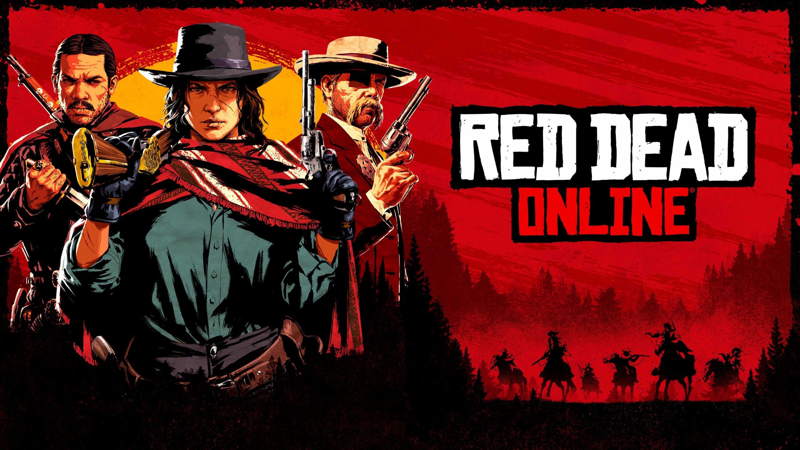 Red Dead Online a 4,99€ hasta el 15 de febrero