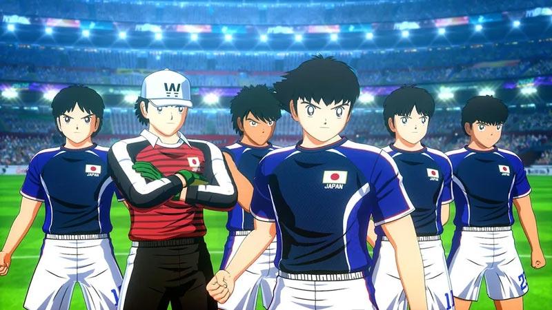 Tres nuevos personajes llegan a CAPTAIN TSUBASA: RISE OF NEW CHAMPIONS