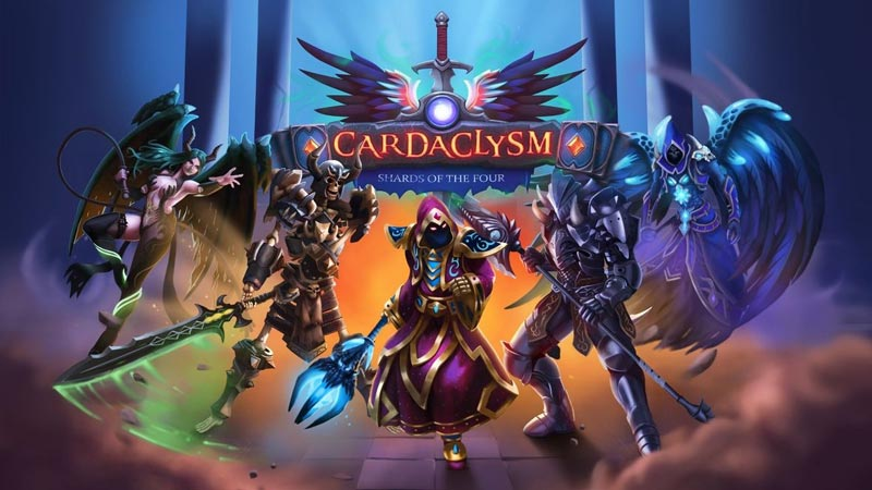 Cardaclysm: Shards of the Four por fin llega a Steam