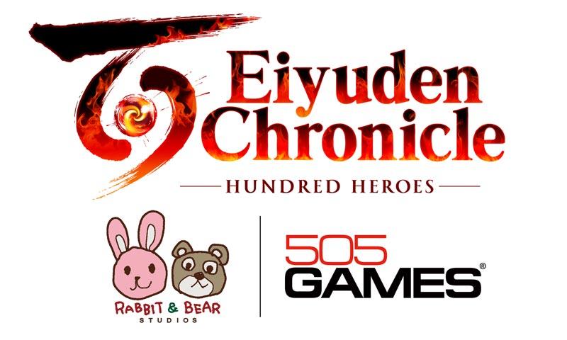 505Games se asocia con Rabbit & Bear Studios para distribuir EIyuden Chronicle:Hundred Heroes