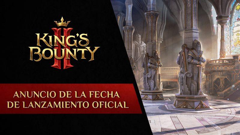 King's Bounty 2 actualiza su fecha de lanzamiento con un nuevo tráiler