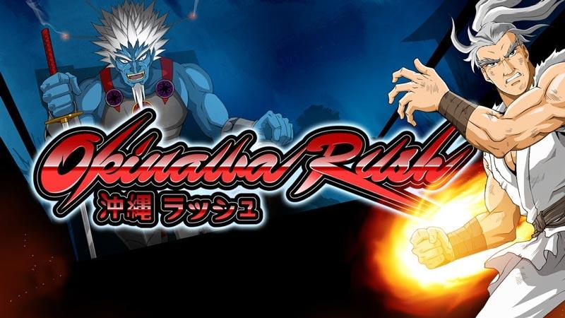 Okinawa Rush llega el 18 de junio a Switch y PS4