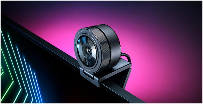 Lleva tus videollamadas y streamings a otro nivel con Razer Kiyo Pro