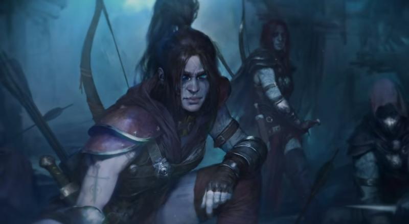 Diablo IV presenta a la mortífera y versátil pícara, la nueva clase jugable de héroe