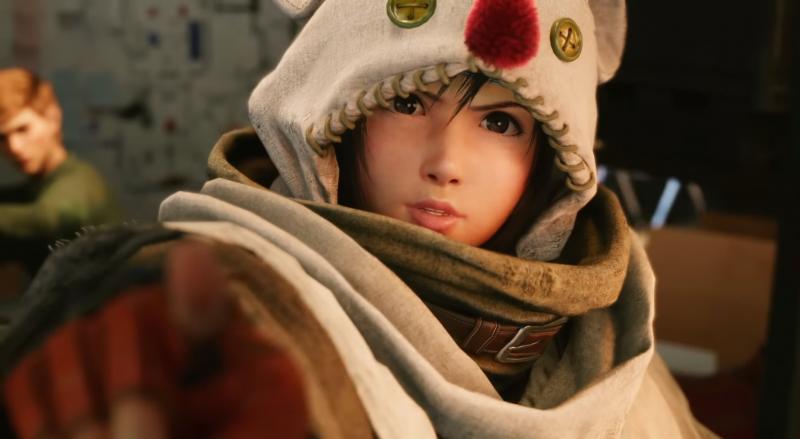 Anunciado Final Fantasy VII Remake Intergrade para PS5, la versión mejorada y ampliada del juego