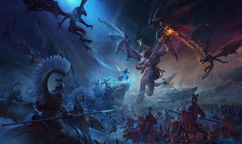 SEGA anuncia Total War: WARHAMMER III con un espectacular tráiler