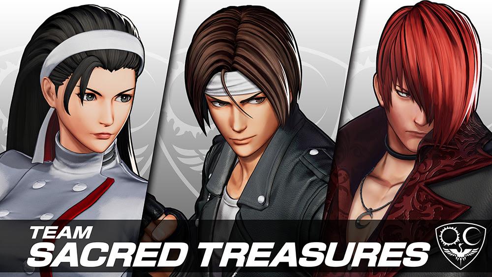 SNK revela nuevos personajes de KOF XV y nuevos detalles sobre el Pase de Temporada 3 de SAMURAI SHODOWN