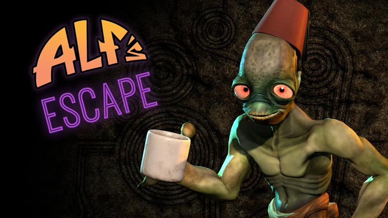 Alf's Escape, el DLC de Oddworld New 'n' Tasty ya esta disponible para Nintendo Switch