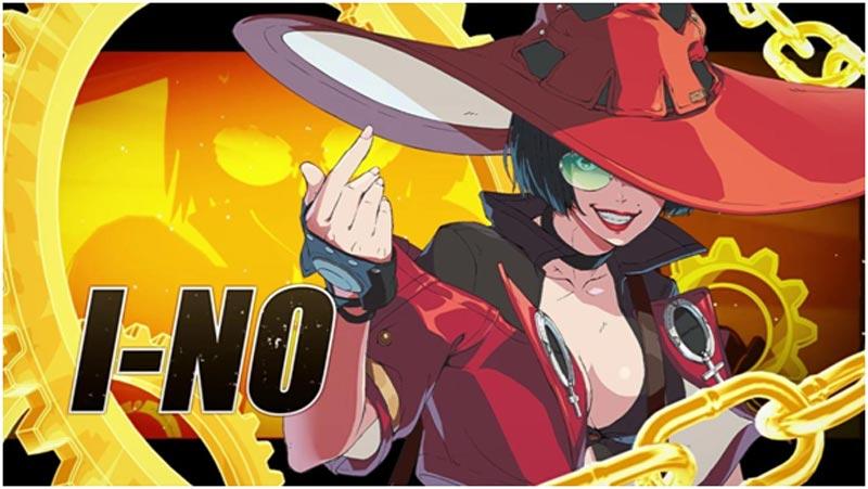Arc System Works presenta a I-No el nuevo personaje de Guity Gear Strive