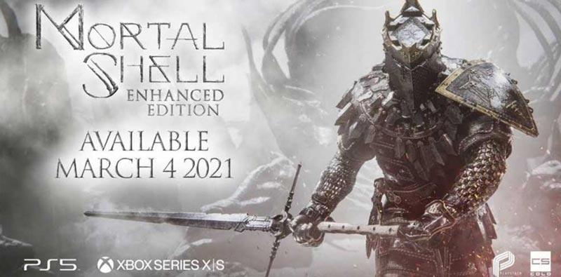 Mortal Shell Enhancedllegará con una espectacular edición a Xbox Series X y PlayStation️5