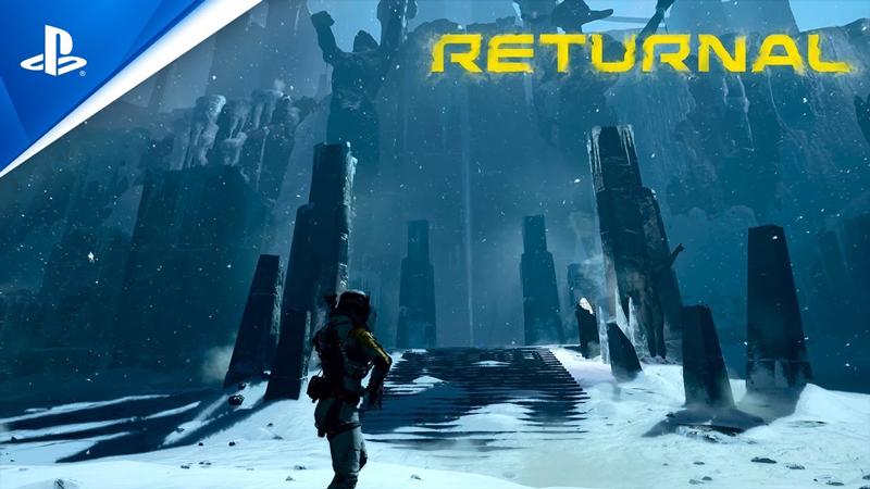 Conoce Atropos en el nuevo trailer de Returnal