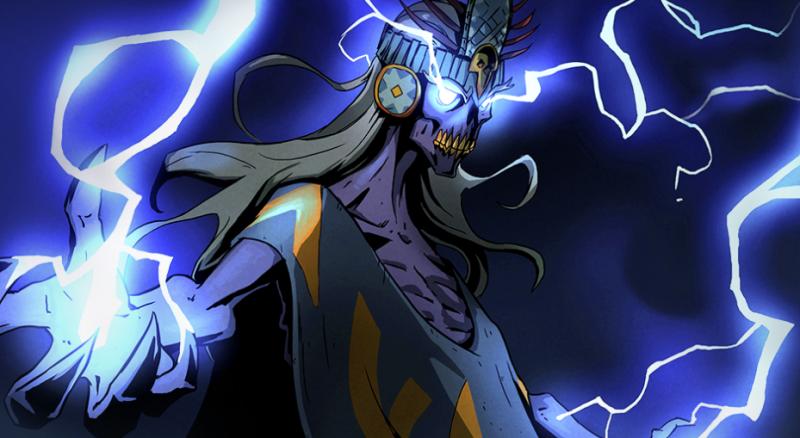 Entra en el templo y enfréntate a la Muerte en el nuevo gameplay tráiler de Curse of the Dead Gods