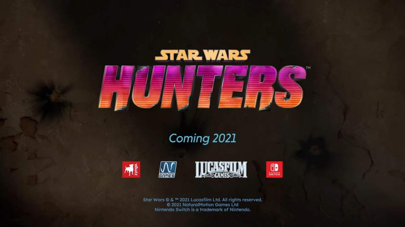 Batallas épicas en Star Wars:Hunters