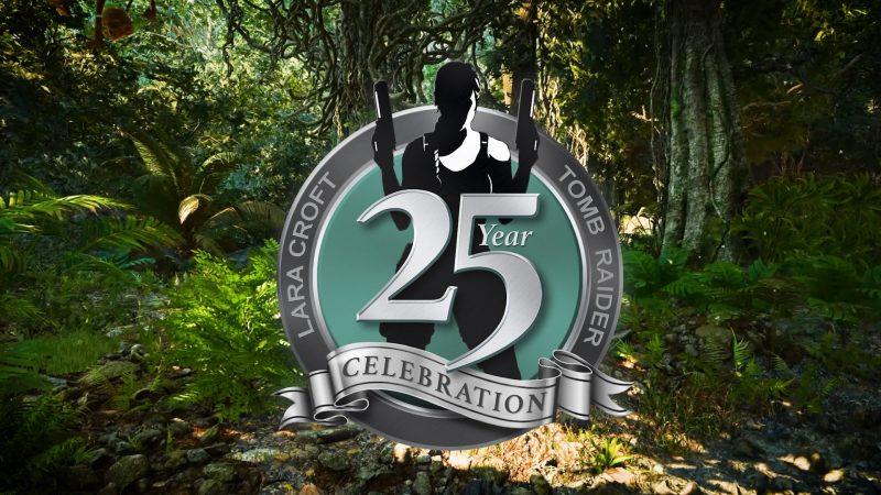 Square Enix y Crystal Dynamics arrancan el 25 aniversario de Tomb Raider