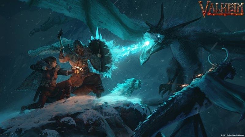 Valheim supera los 2 millones juegos vendidos y publica su hoja de ruta