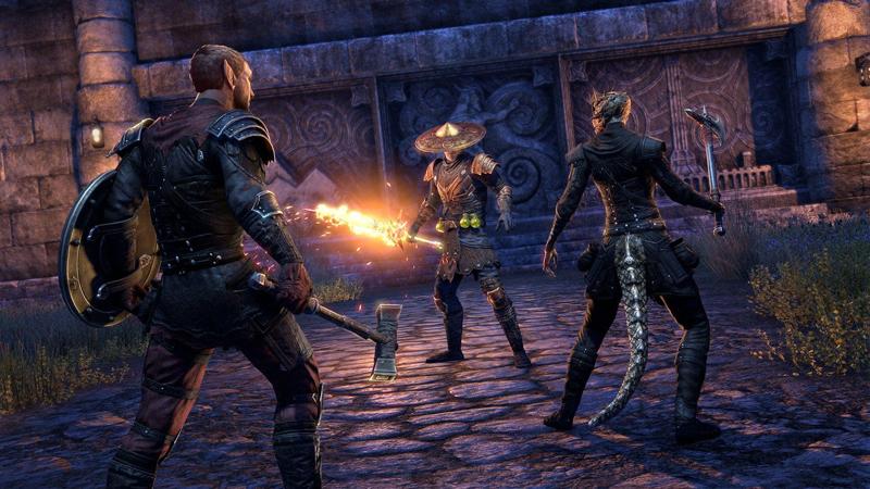 Flames of Ambition nuevo DLC de TESO