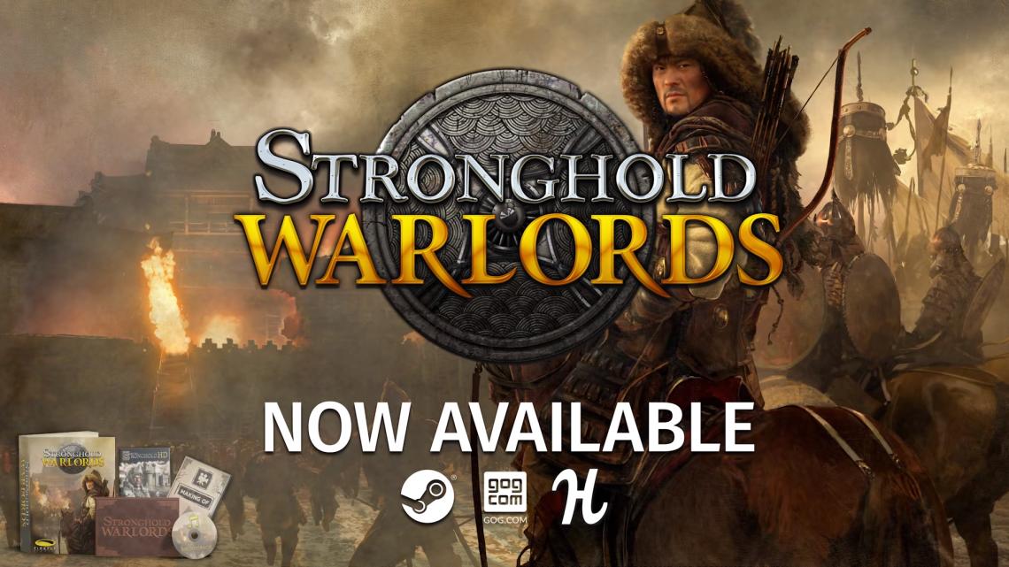 Tráiler de lanzamiento de Stronghold: Warlords con imágenes inéditas