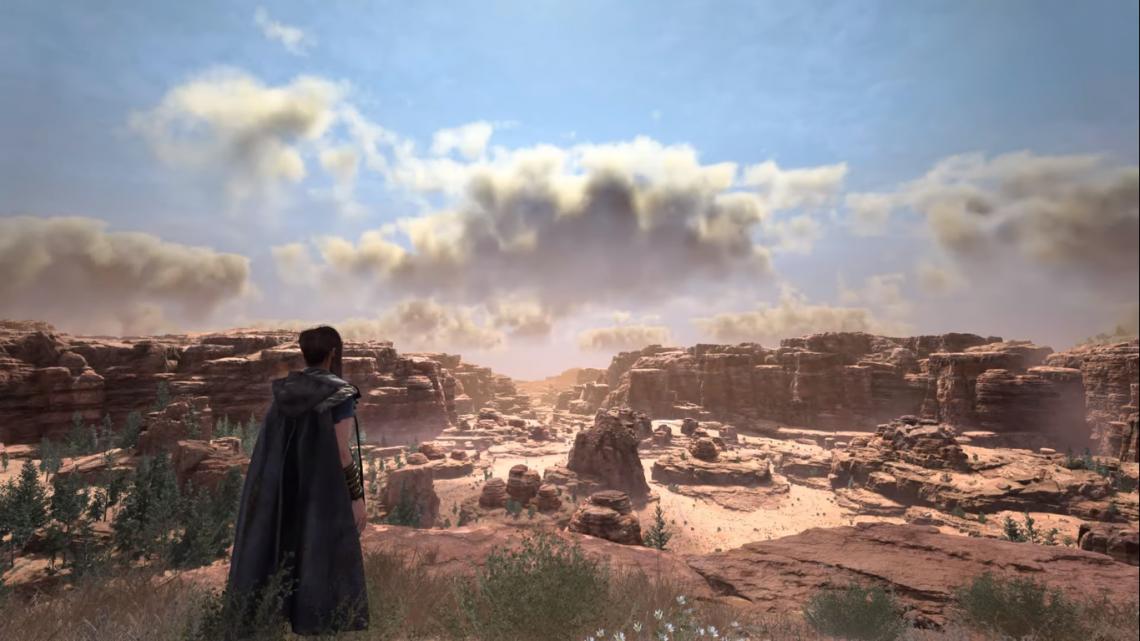 Square Enix presenta FORSPOKEN, anteriormente Project Athia, a la venta en 2022