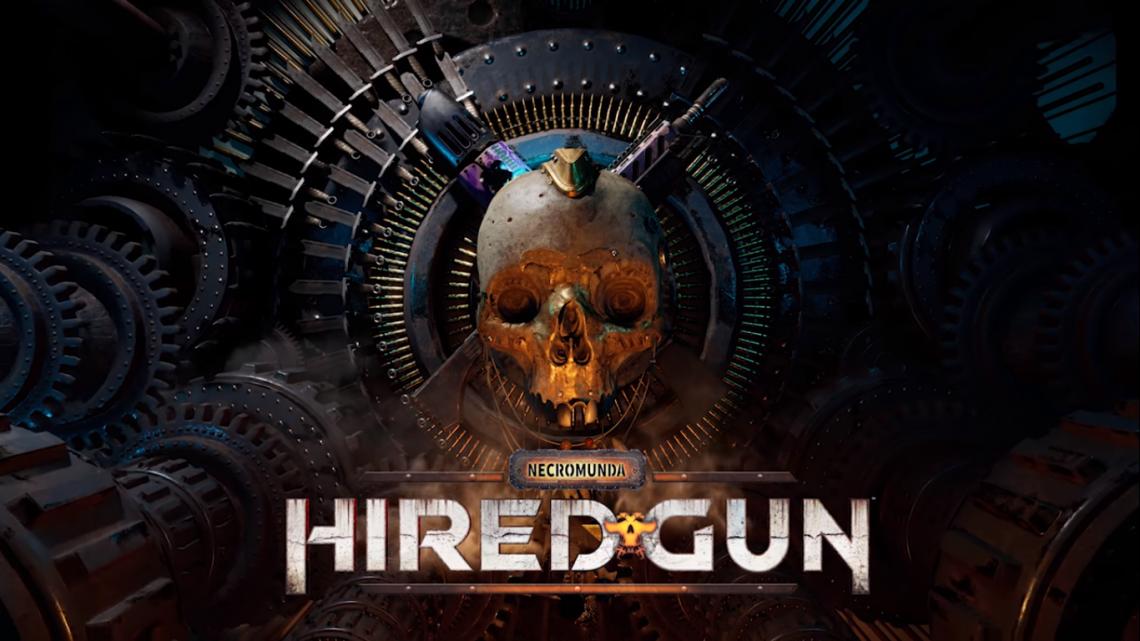 Anunciado Necromunda: Hired Gun, un frenético shooter ambientado en la ciudad colmena de Warhammer 40.000