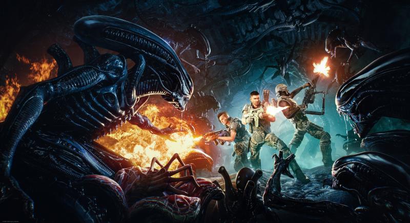 Anunciado Aliens: Fireteam para PS5, Xbox Series, PS4, Xbox One, y PC