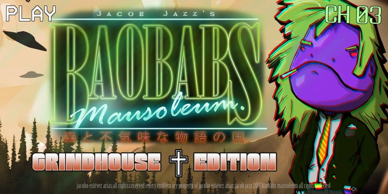 Análisis de Baobabs Mausoleum Grindhouse Edition